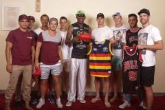 Dennis Rodman in Australia